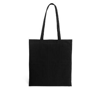 Shopping bags with long handles