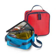 Cooler bag with  adjustable