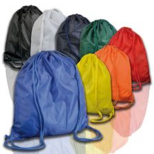 Nylon drawstring backpack 14206
