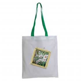 Shopping bags 210Т with printed picture