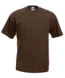Men's T-Shirt Fruit of the Loom Sofspun