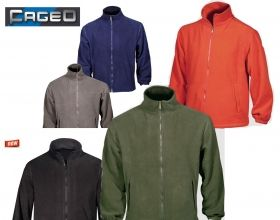 Polar fleece jacket 280g