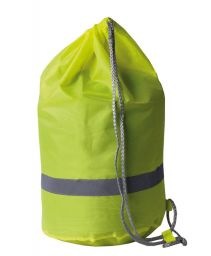 High visibility polyester bag