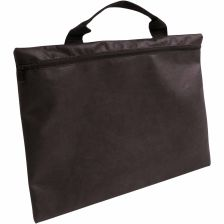 Non woven zipped document bag 26210