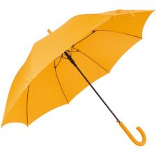 Umbrella with rubber handle