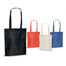 Shopper bag with long handles