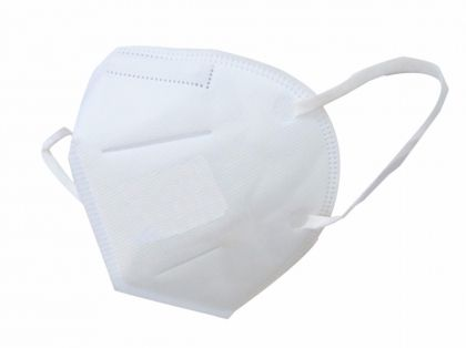 Protection face mask 4-ply KN95 face mask, in adult size. certificate - CE EN149: 2001 + A1: 2009