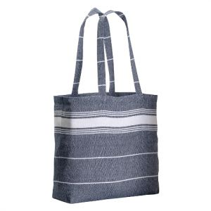 cotton fouta shopping bag