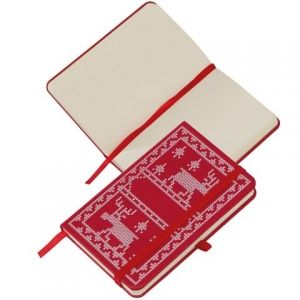 Christmas notebook
