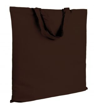 Cotton shopping bags- brown