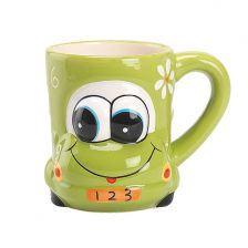 Mugs with funny animations