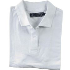 Pique cotton women's polo shirt 2200202