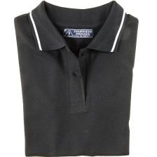 Cotton women's polo shirt 20018