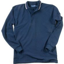 Men's cotton long sleeve shirt 24002