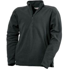 Half zip fleece sweatshirt 14002