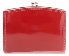 Lacquer leather wallets 371057